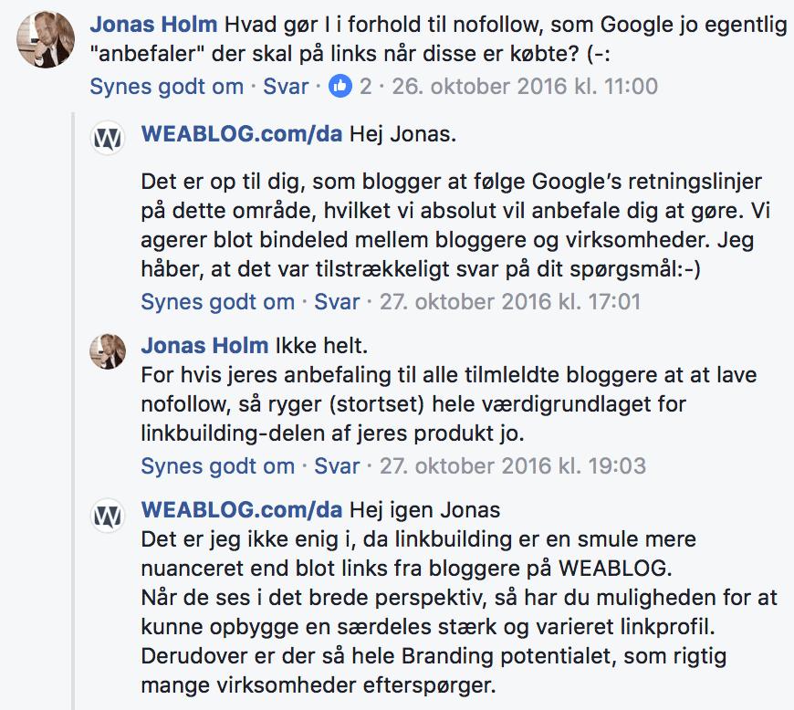 weablog facebook